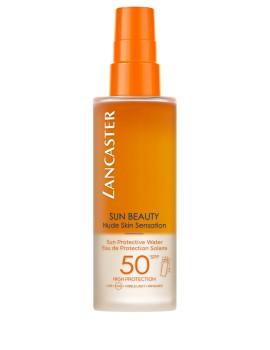 Sun beauty Sun Protective Water SPF50 Protezione Solare Corpo Lancaster