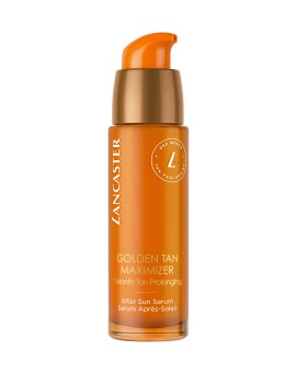 Golden Tan Maximizer After Sun Serum Doposole Viso Lancaster