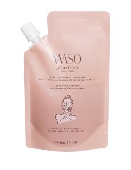 Waso Reset Cleanser City Blossom Detergente Viso Shiseido