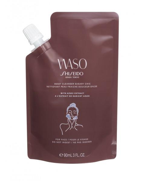 Waso Reset Cleanser Sugary Chic Detergente Viso Shiseido