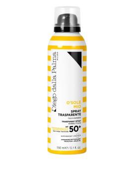 O'Solemio Spray Trasparente Corpo SPF 50 Diego dalla Palma