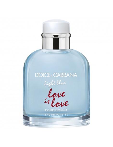 Light Blue Love Is Love Pour Homme Eau de Toilette  Dolce&Gabbana