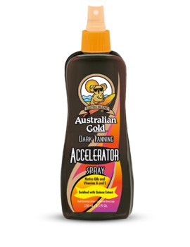 Accelerator Spray Intensificatore Abbronzatura Australian Gold
