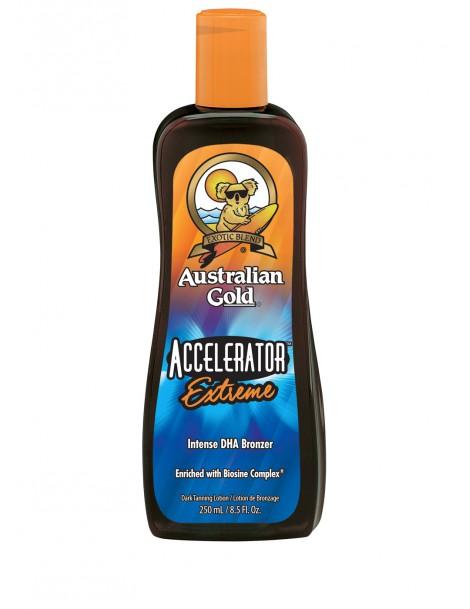 Accelerator Extreme Intensificatore con Autoabbronzante Australian Gold