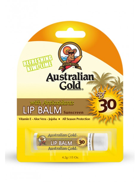 Lip Balm SPF30 Stick Protettivo Labbra Australian Gold