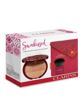 Sunkissed Bronzing Compact Cofanetto Make-Up Clarins