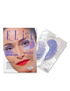 Patch Hydrogel Anti-Rides Maschera Contorno Occhi ELLE by Collagena