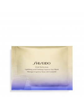 Vital Perfection Uplifting and Firming Express Eye Mask Patch Occhi Shiseido