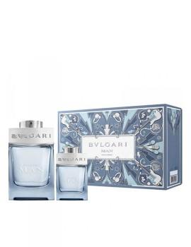 BVLGARI Man Glacial Essence Eau de Parfum Cofanetto Bulgari