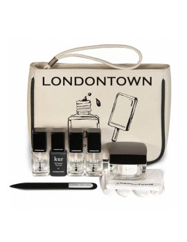 Kur Deluxe Gift Set Cura Unghie Londontown