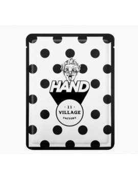 RELAX-DAY HAND MASK 11 Village Factory