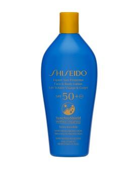 Expert Sun Protector Face and Body Lotion SPF50+ Protezione Solare Viso Corpo Shiseido