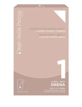 Body Care Drena-RICARICA BENDA PANT® Leggins Termoattivo Snellente Corpo Diego dalla Palma
