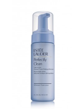 Triple Action Cleanser Mousse Detergente Viso Estée Lauder
