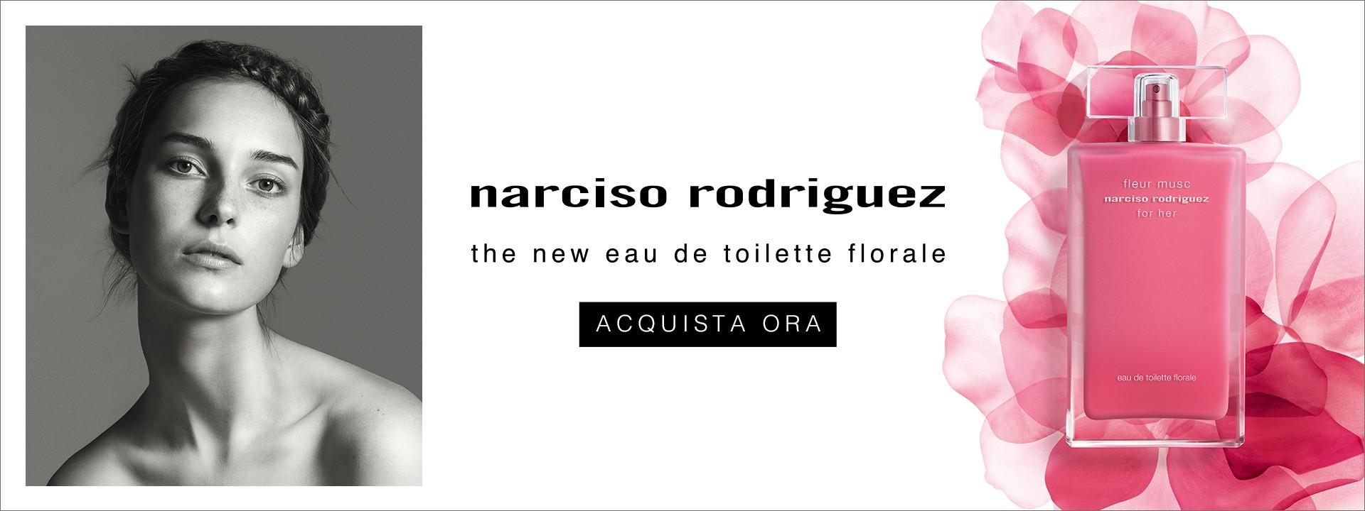 For Her Fleur Musc Eau de Toilette Florale NARCISO RODRIGUEZ