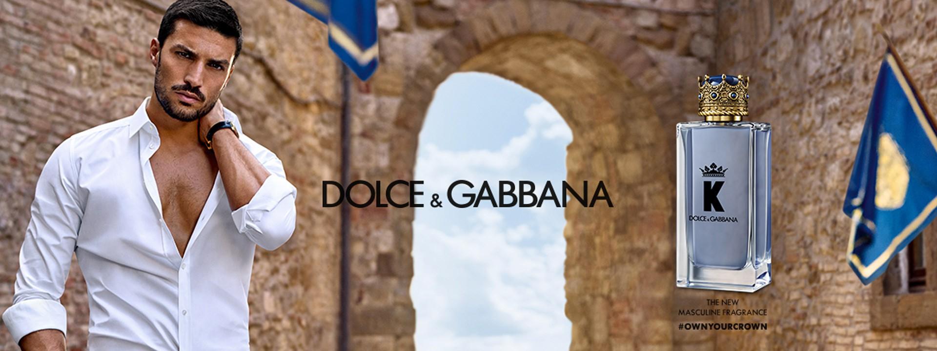 K by Dolce & Gabbana Eau de Toilette